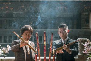 自由を失う香港の今とシンクロ…!  ドニー・イェン&アンディ・ラウ初共演の香港ノワールの王道をゆく『追龍』