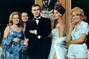 """英国紳士から女性との""""濃厚接触""""まで!『007』シリーズ初期5作はボンド像の変化に注目!!"""