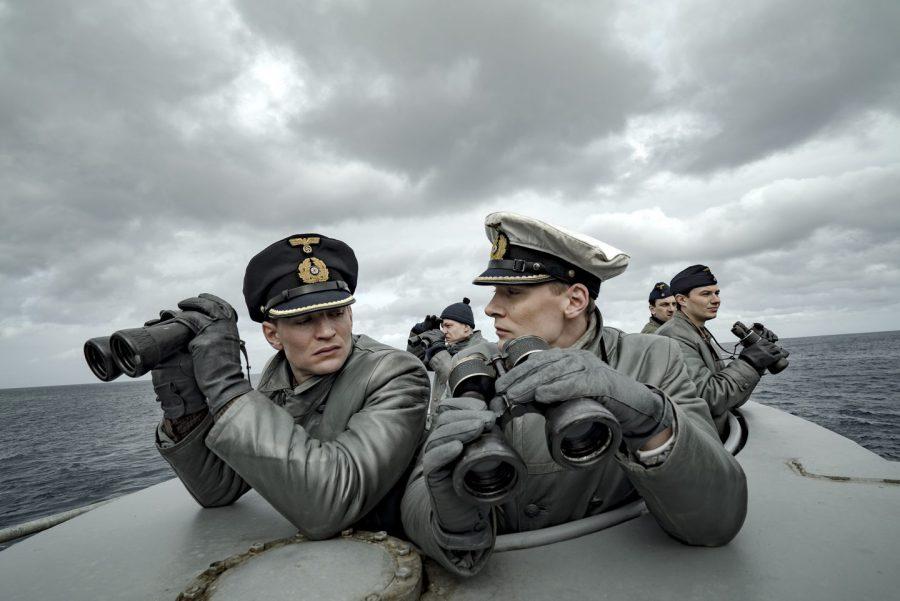 大ヒット潜水艦映画の続編ドラマ!『Uボート ザ・シリーズ 深海の狼』 深海に響く「ピキ~ン」音は何?