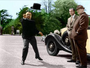 演じるは日系プロレスラーのレジェンド! 金紛で美女を殺害した個性派ヴィラン!!『007/ゴールドフィンガー』