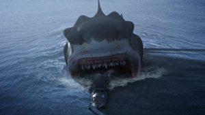 大ヒット巨大サメ映画にまんまと便乗! マイケル・マドセン主演のアサイラム作品『MEGALODON ザ・メガロドン』
