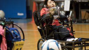 """サッカー元日本代表の北澤豪「サッカーを""""死ぬ気で頑張ってる""""というのはこういうこと」J SPORTSで障害者サッカー映画を特集放送!"""