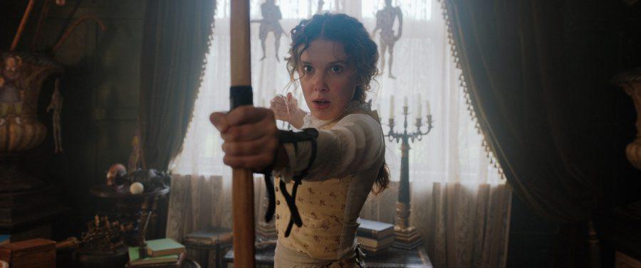 シャーロック・ホームズの若き妹が大活躍! 『エノーラ・ホームズの事件簿』予告が解禁!
