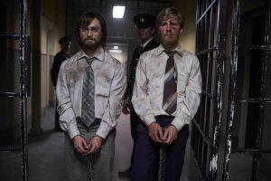 実話をベースにしたアパルトヘイト下の脱獄劇! D・ラドクリフ好演『プリズン・エスケープ 脱出への10の鍵』