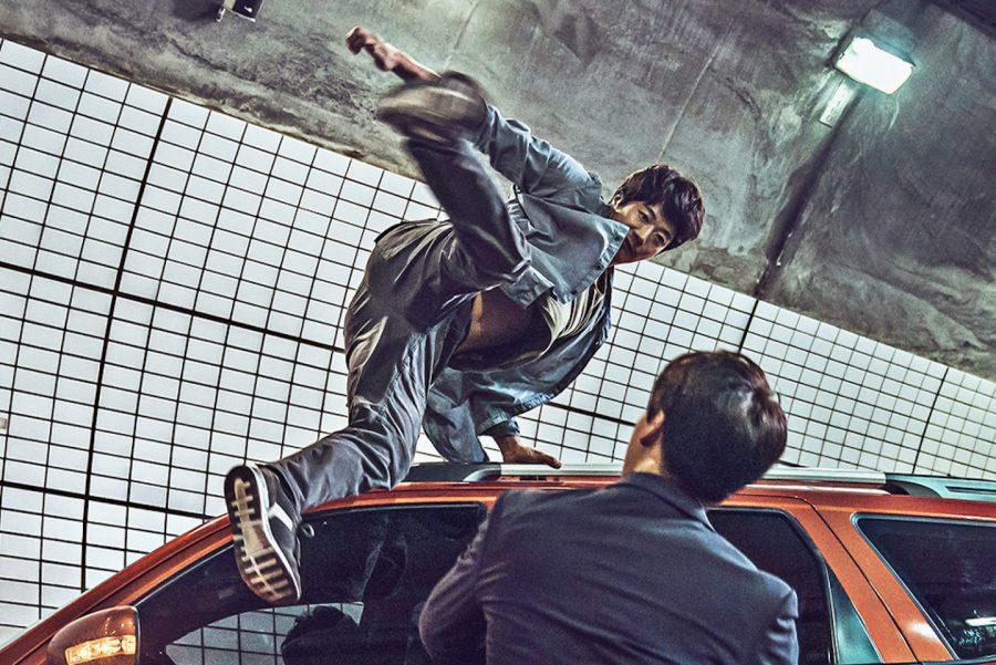 元暗殺者がWEB漫画家に!? クォン・サンウ主演のトンデモ・アクション・コメディ『ヒットマン エージェント:ジュン』