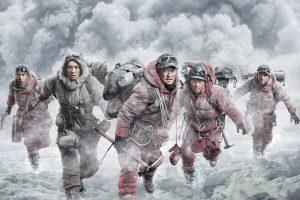 エベレストに挑む! 苦難&危機の実話『クライマーズ』はウー・ジン、チャン・ツィイー、ジャッキー・チェン出演の山岳アクション