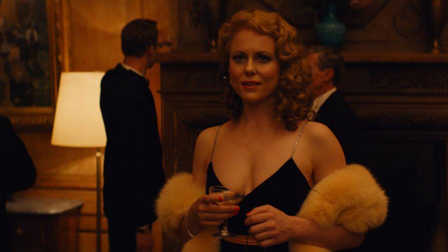 驚愕の実話を映画化! 北欧の人気女優は二重スパイだった!?『ソニア ナチスの女スパイ』