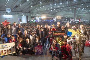 「東京コミコン2020」は12月4日(金)~6日(日)オンラインでの開催!