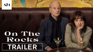 A24が贈るソフィア・コッポラ&ビル・マーレイ再タッグ作品『オン・ザ・ロック』トレーラー公開!