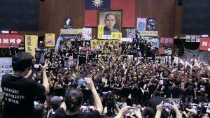 誰だって未来のために立ち上がれる!『私たちの青春、台湾』は社会派ドキュメンタリーながらホロ苦い青春の1ページとして共感度大