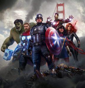 """アベンジャーズ再集結!! """"スーパーヒーローになる""""夢が叶うゲーム「Marvel's Avengers」発売間近!"""