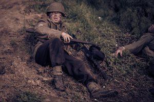 ニコケイの息子も出演! アサイラム社がなぜか史実をもとに製作した戦争アクション『D-デイ ノルマンディー1944』