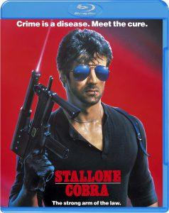 「貴様は病気だ。俺が特効薬さ」―『コブラ』は絶頂期のスタローンだからこそ実現した無頼刑事アクション!