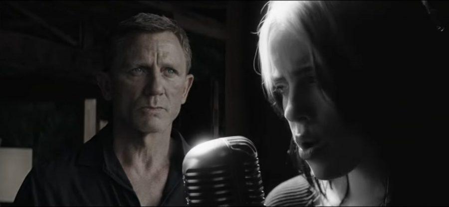 「あらゆる意味でクレイジーな感じ」ビリー・アイリッシュ、『007/ノー・タイム・トゥ・ダイ』主題歌MVを公開!