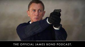 『007/ノー・タイム・トゥ・ダイ』公式ポッドキャスト公開!キャスト&スタッフが作品の魅力を語り尽くす