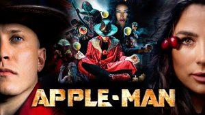 リンゴの遺伝子を持つ男が、世界を救うためにチーズバーガー軍団と戦う!? スルー不可避な新スーパーヒーロー『アップルマン』予告公開!