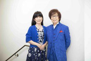 古川登志夫&柿沼紫乃夫婦は、どんなキャラの声でもパートナーの声だとわかる!? 映画『声優夫婦の甘くない生活』の魅力や映画愛エピソードを語る!