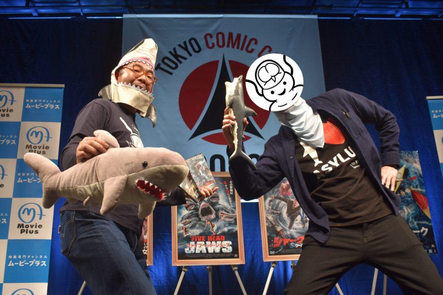 サメ映画をヤケクソ・レコメンド!! これだけは観て欲しい アサイラム社の最新作からあの名作まで紹介 @東京コミコン2020