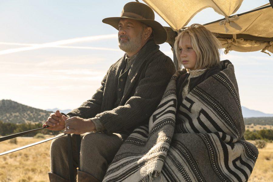 トム・ハンクス×ポール・グリーングラス再タッグ! Netflix『この茫漠たる荒野で』 新星ヘレナ・ゼンゲルがアカデミー賞俳優と堂々競演