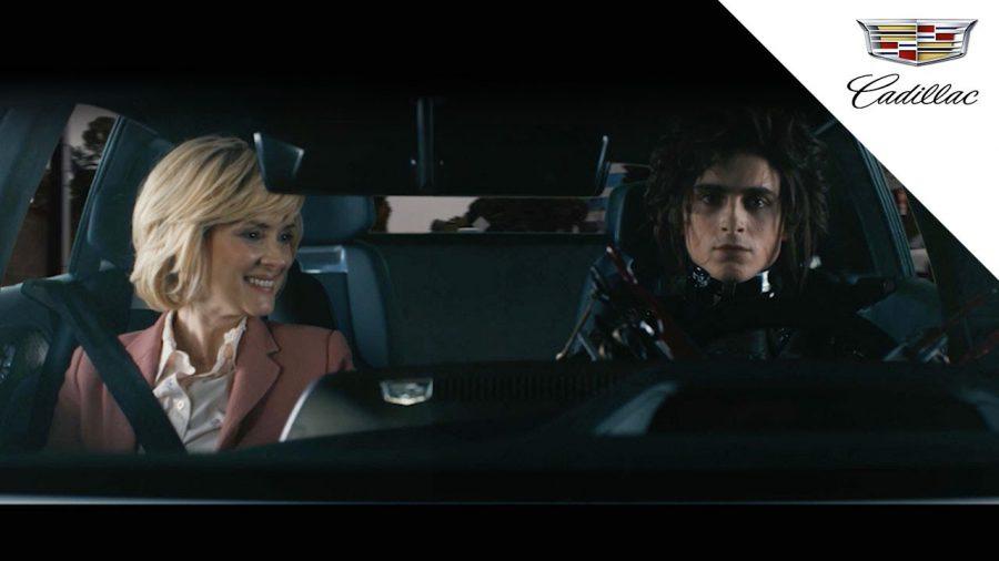 シザーハンズの息子役をティモシー・シャラメが演じる!「スーパーボウル」で初披露されたキャデラックCMが話題に