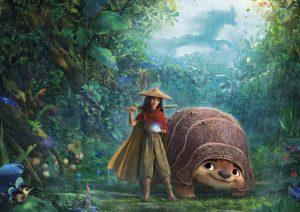 ディズニー最新作『ラーヤと龍の王国』公開間近! バラバラになった人々をつなぐ鍵とは―― 監督が思いを語る!