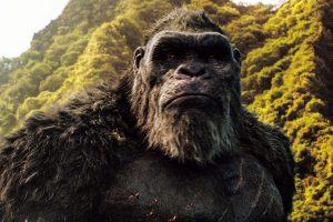『ゴジラvsコング』どっちが王者(キング)だ!? 世紀の怪獣どつきあいアトラクションついに公開!
