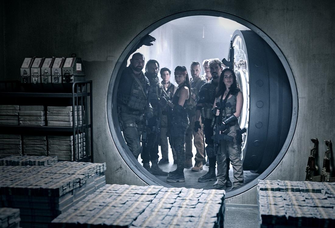 クセ強傭兵集団 VS最強ゾンビ軍団!! Netflix映画『アーミー・オブ・ザ・デッド』壮絶なバトル満載の予告映像が解禁!