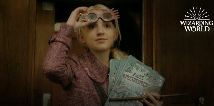 """「ハリポタ」不思議ちゃんが""""給料カット""""でも実現したかったシーンとは!? ルーナ役女優が撮影当時の思い出を語る"""