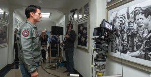 トム・クルーズ、「トップガンの日」を記念して最新作『マーヴェリック』の舞台裏写真を公開!!