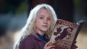 『ハリー・ポッター』不思議ちゃんとネビルの恋の行方は!? ルーナ役イヴァナ・リンチがキャスト間の交流や作品への思いを語る!