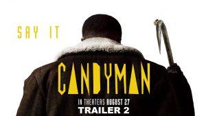 都市伝説系カルト映画『キャンディマン』最新予告編公開! 監督が語る、本作と人種差別の共通点とは――?