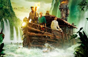 『ジャングル・クルーズ』から映画が誕生! ロック様演じるムッキムキ船長とアマゾン冒険にGO!! な満点アドベンチャー