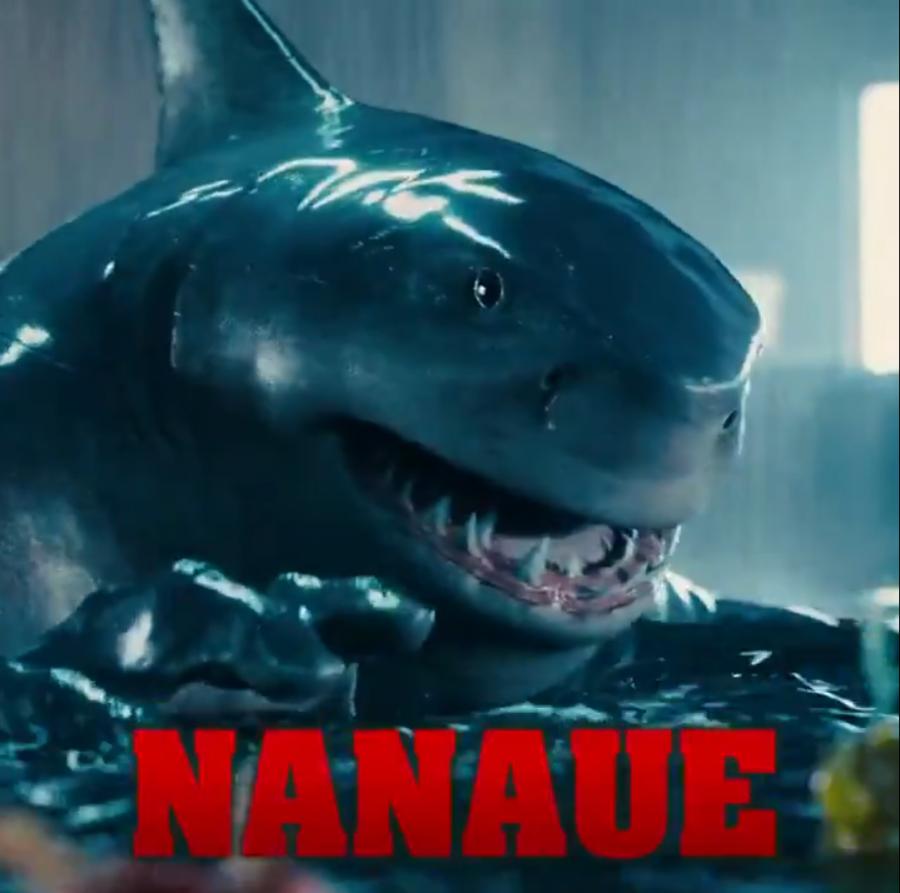 """半分人間で半分サメ!! 食いしん坊なサメが大暴れ『ザ・スーサイド・スクワッド """"極""""悪党、集結』より最新ティザー映像が公開!!"""
