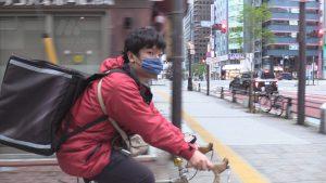 ウーバーイーツ監督のガチンコ路上労働ドキュメンタリー『東京自転車節』 「社会問題の提起と働ける喜びの狭間」