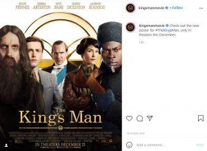 『キングスマン』最新作、超危険な予告編着弾!過激なバイオレンス・アクションを披露!!