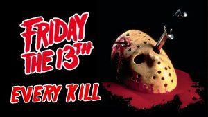 君は今まで殺人鬼ジェイソンが殺した人数を覚えているか!?「13日の金曜日」を記念して、YouTubeでジェイソンの華麗なるキルシーンが公開!