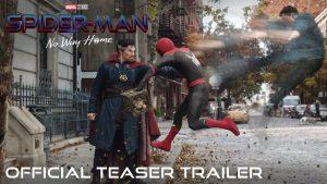 スパイダーマン予告がアベンジャーズ超えの最多視聴回数!! トムホが喜びのコメントを発表!