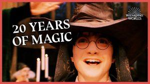 『ハリー・ポッター』ラドクリフがみんなの疑問に答える!! シリーズのお気に入り作品や共演したい俳優を激白!