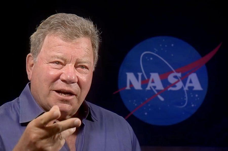 「僕はスタートレックのカーク船長だけど、宇宙に行くのは怖い」宇宙から無事帰還したウィリアム・シャトナーがコメント発表!