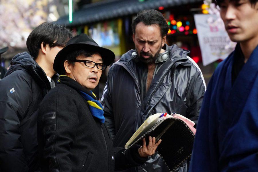 園子温、ニコラス・ケイジの「ハリウッドをたっぷり吸った顔」にときめいた!『プリズナーズ・オブ・ゴーストランド』インタビュー【後編】