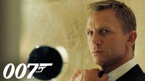 10月5日はジェームズ・ボンドの日! ダニエル・クレイグがボンドを演じた15年間を振り返る!! 『007/ノー・タイム・トゥ・ダイ』絶賛公開中!