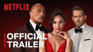 チート級の魅力!! デッドプール×ワンダーウーマン×ブラックアダムの豪華俳優陣が集結!Netflix最新作『レッド・ノーティス』最新予告編が公開!!