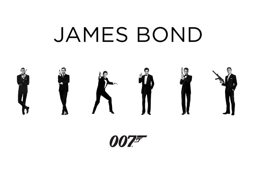"""ムービープラスで「007」シリーズ年末""""007""""日間連続放送!ショーン・コネリーの吹替は若山弦蔵版でお届け!!"""