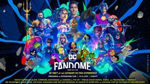「DCファンドーム」初出し情報が続々解禁! 『バットマン』最新作、『ピースメーカー』『ブラック・アダム』などの最新映像が続々公開!!